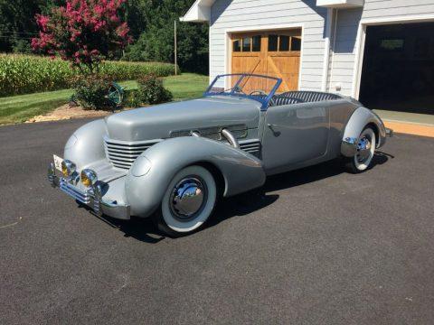 1937 Cord 812 Phaeton zu verkaufen
