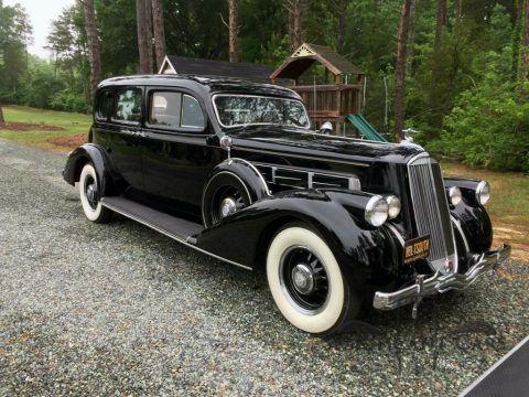 1937 Pierce-Arrow 12 zu verkaufen