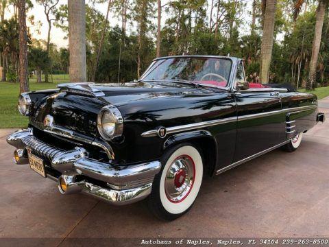 1954 Mercury Monterey Convertible zu verkaufen