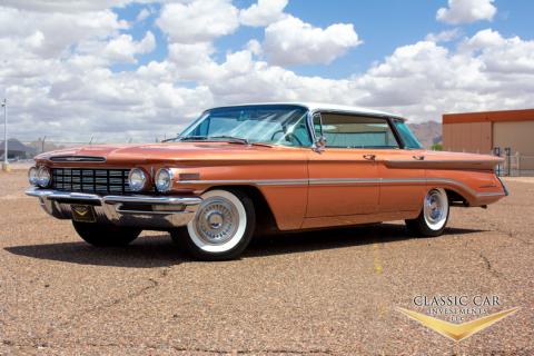 1960 Oldsmobile 98 zu verkaufen