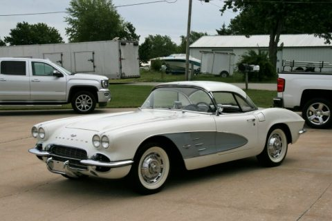 1961 Chevrolet Corvette zu verkaufen