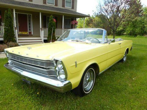 1966 Ford Galaxie zu verkaufen