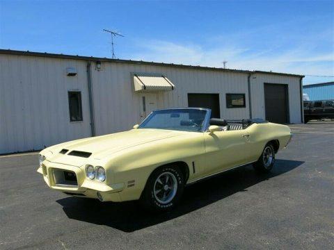 1972 Pontiac Le Mans zu verkaufen