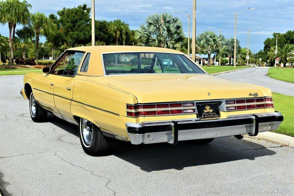 1975 Pontiac Grandville
