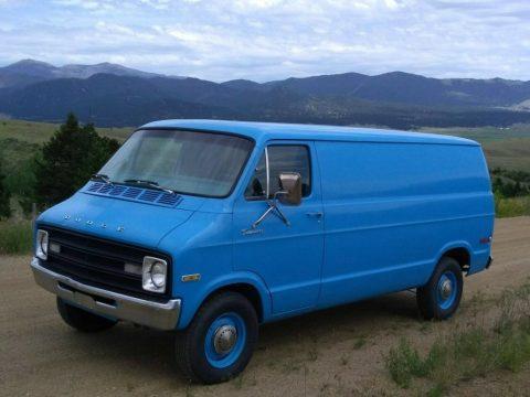 1977 Dodge Tradesman 200 zu verkaufen