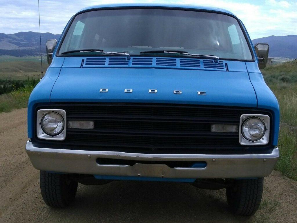 1977 Dodge Tradesman 200