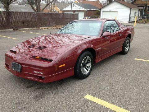 1985 Pontiac Trans Am zu verkaufen