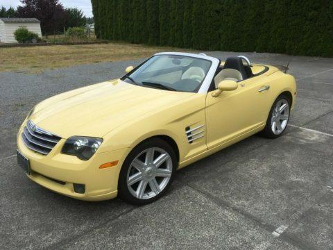 2005 Chrysler Crossfire zu verkaufen