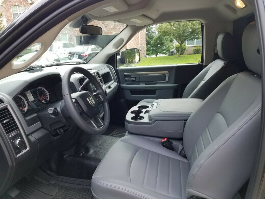 2018 Dodge Ram 5500