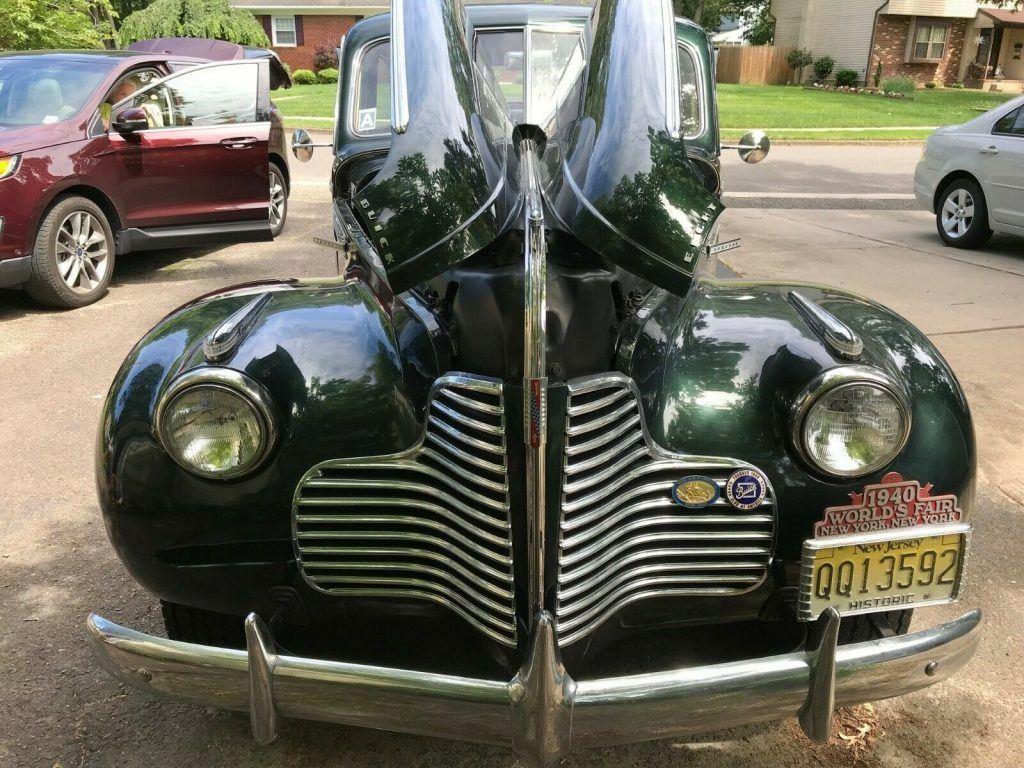 1940 Buick Model 48