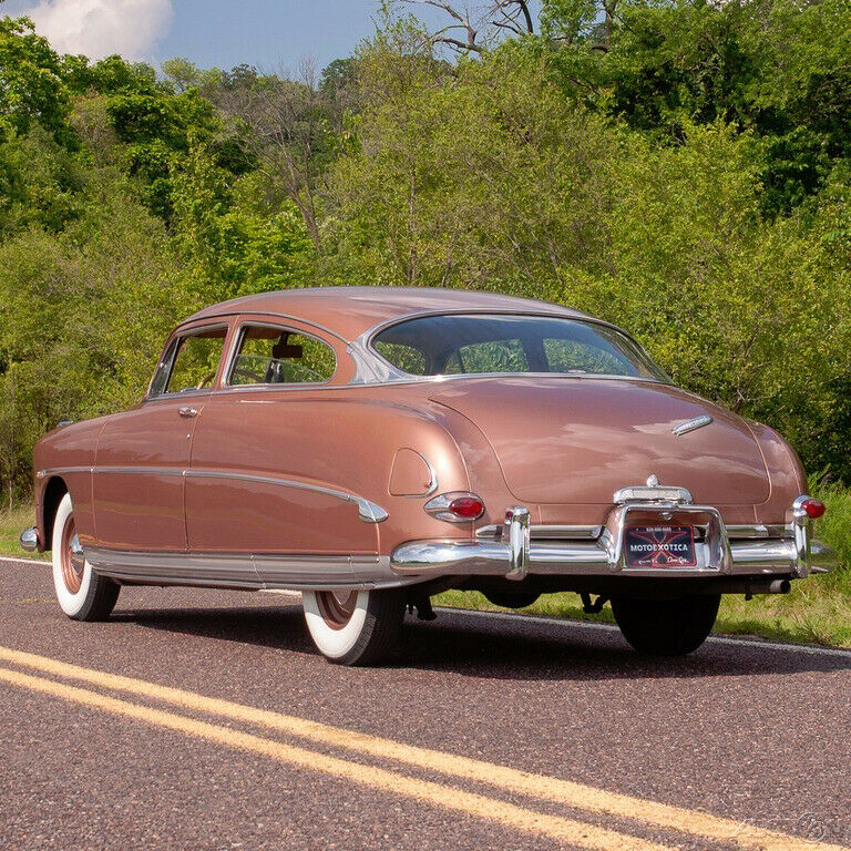 1952 Hudson Wasp Club Coupe