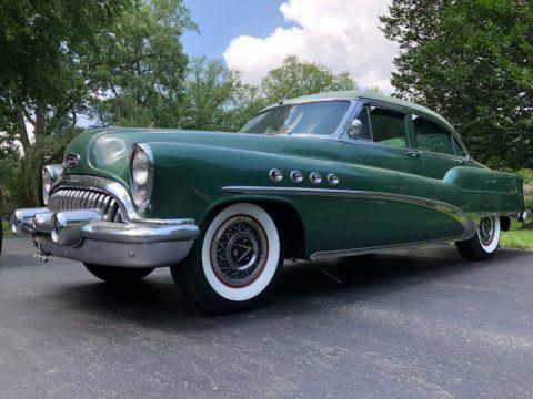 1953 Buick Roadmaster zu verkaufen