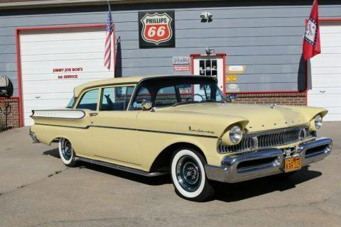 1957 Mercury Monterey zu verkaufen