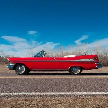 1959 Plymouth Fury Convertible zu verkaufen
