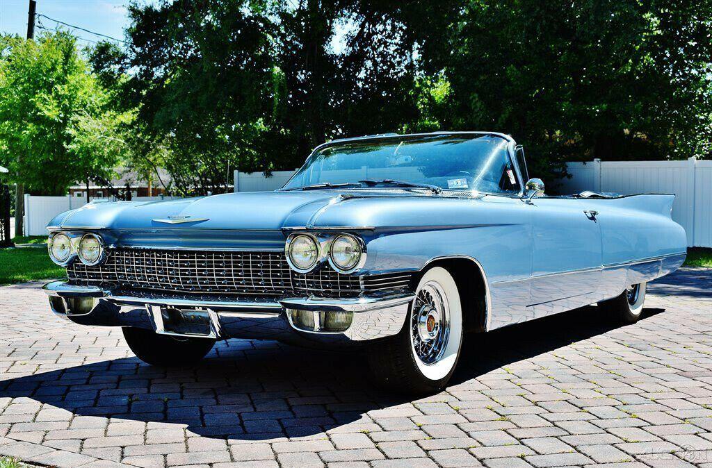 1960 Cadillac Series 62 Convertible