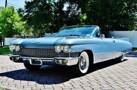 1960 Cadillac Series 62 Convertible zu verkaufen