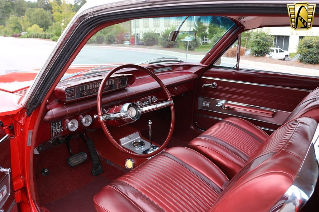 1962 Oldsmobile Jetfire