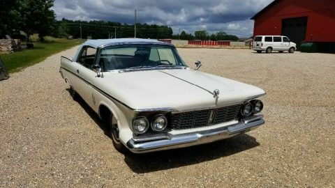 1963 Imperial Crown Convertible zu verkaufen