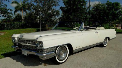 1964 Cadillac Eldorado Biarritz Convertible zu verkaufen