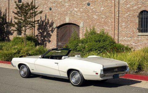 1969 Mercury Cougar XR7 Convertible zu verkaufen