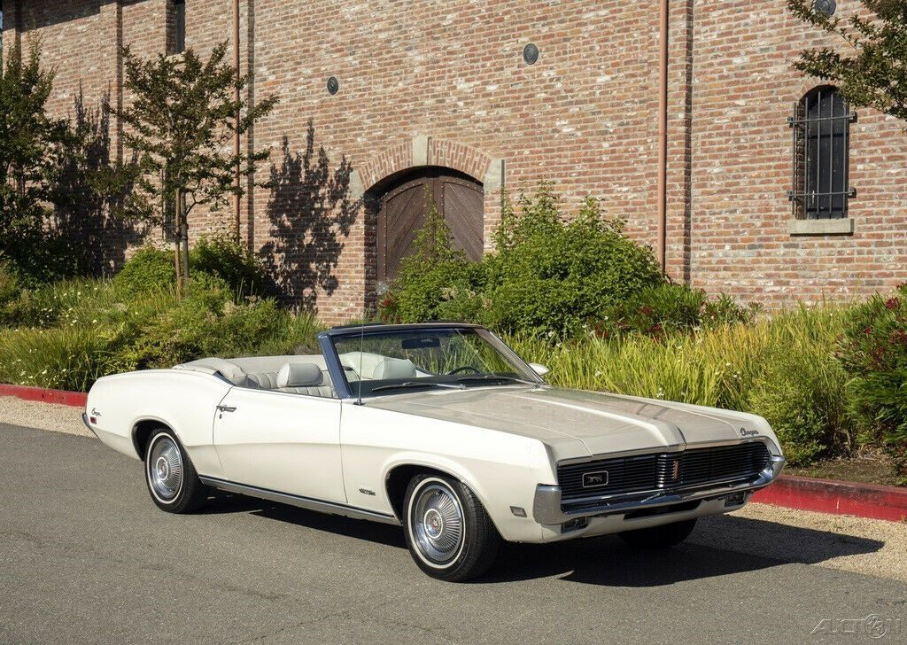1969 Mercury Cougar XR7 Convertible