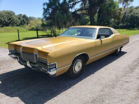 1972 Mercury Grand Marquis zu verkaufen