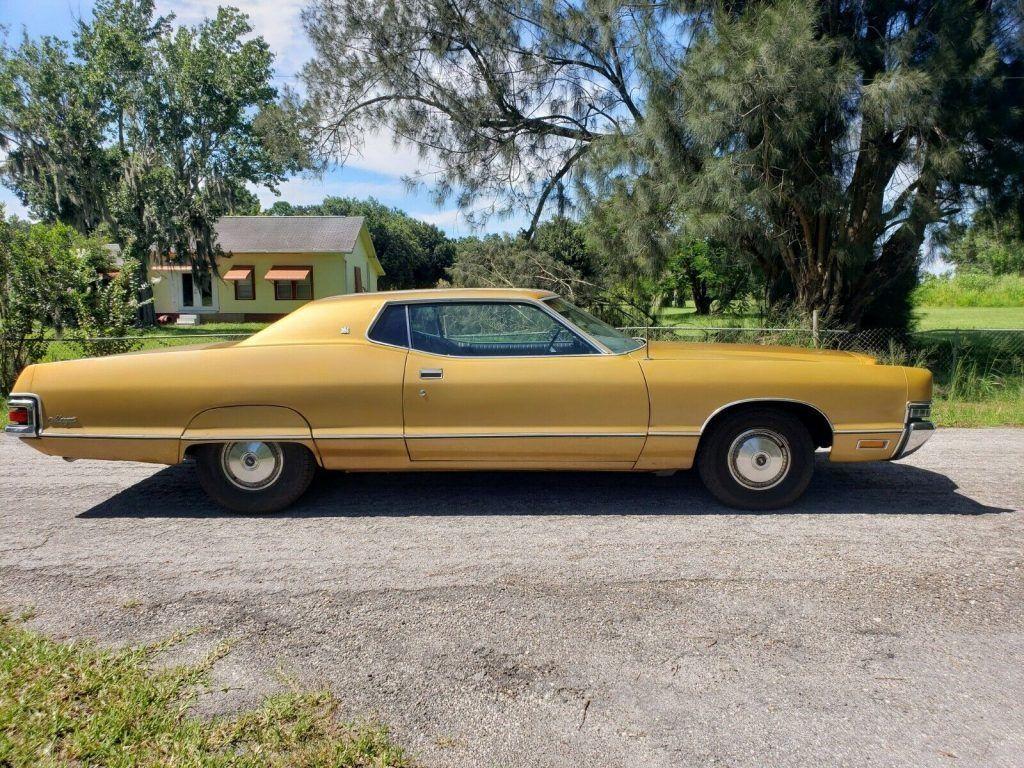 1972 Mercury Grand Marquis