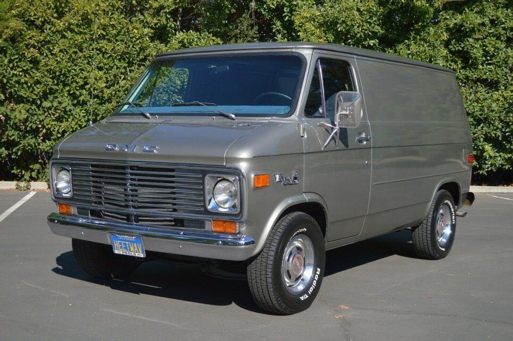 1977 GMC Vandura