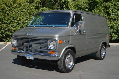 1977 GMC Vandura zu verkaufen
