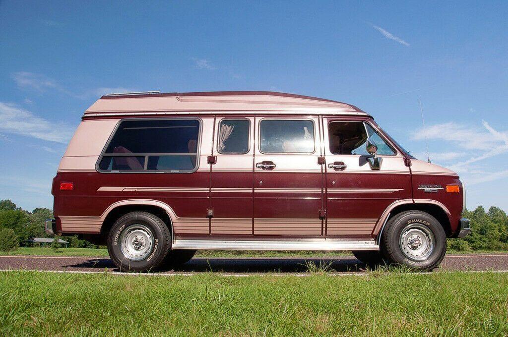1989 Chevrolet G20