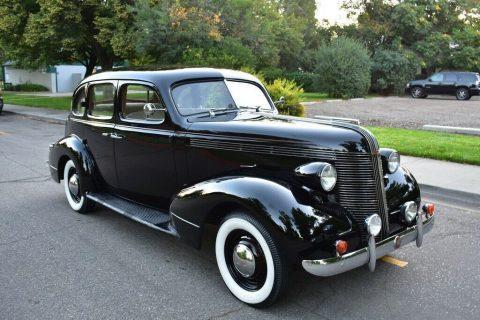 1937 Pontiac Deluxe zu verkaufen