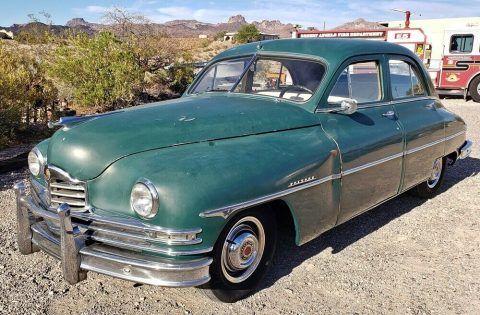 1950 Packard Deluxe Eight zu verkaufen