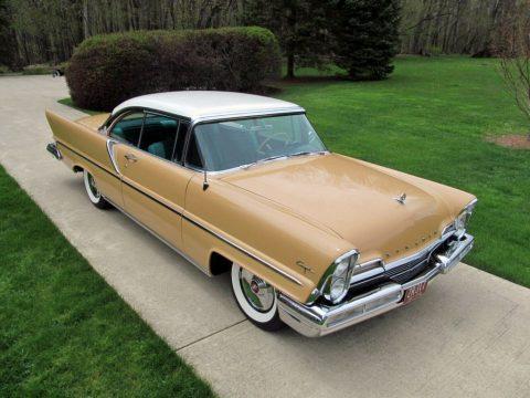 1957 Lincoln Capri zu verkaufen