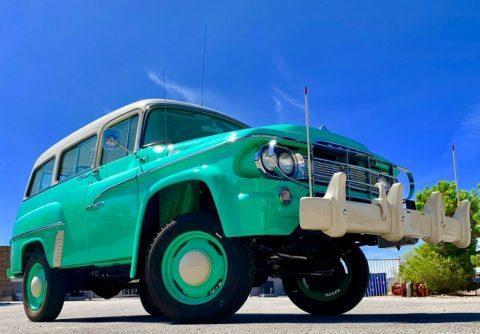 1960 Dodge Power Wagon zu verkaufen