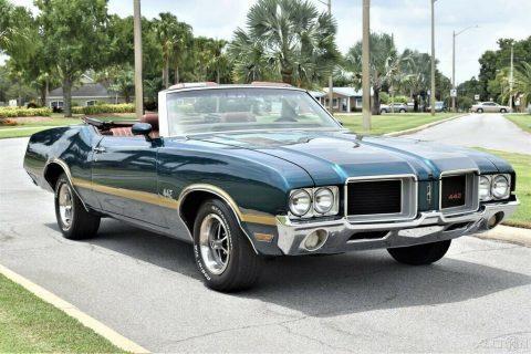 1971 Oldsmobile Cutlass Convertible zu verkaufen