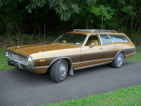 1973 Dodge Coronet Crestwood zu verkaufen