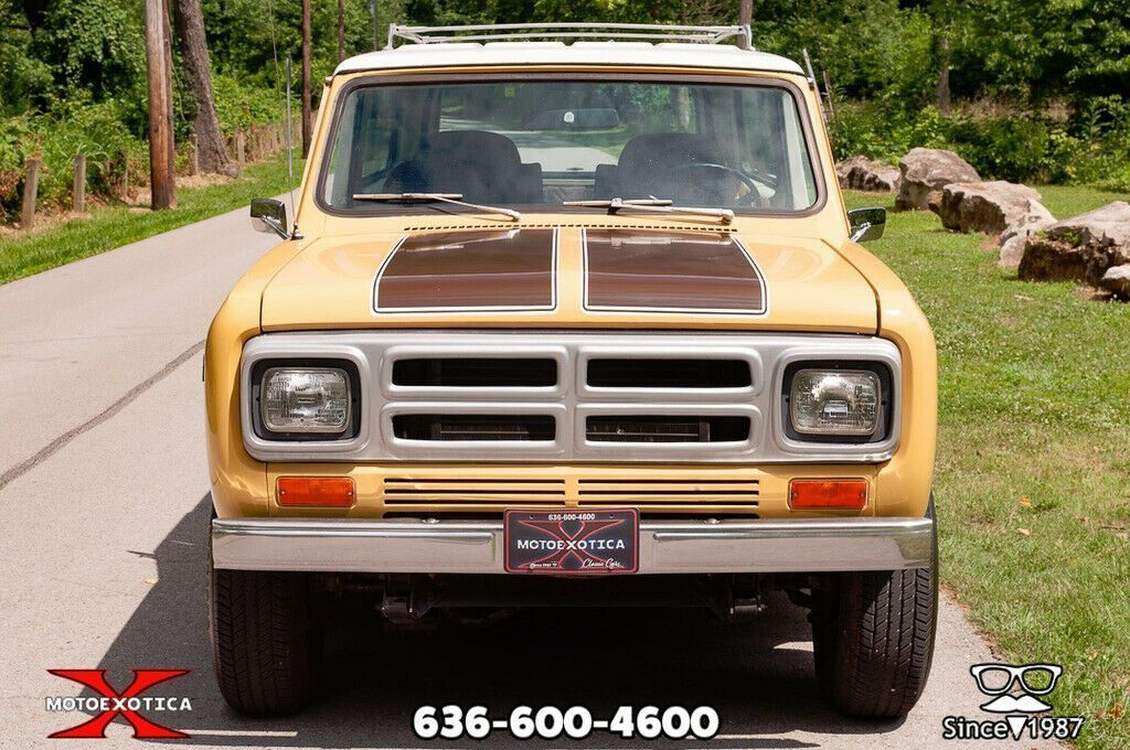 1980 International Harvester Scout II