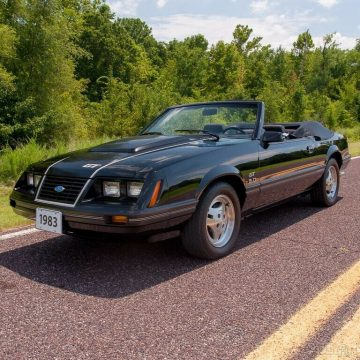 1983 Ford Mustang GT zu verkaufen