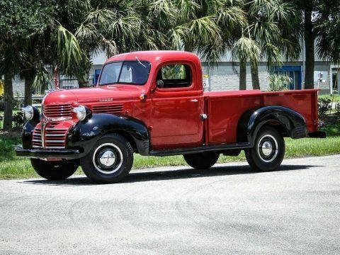 1942 Dodge WD-15 zu verkaufen