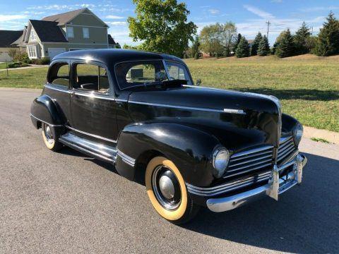 1942 Hudson Super Six zu verkaufen