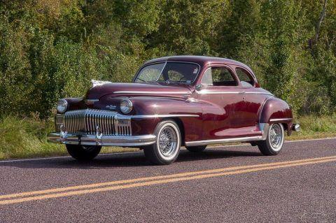 1948 DeSoto Deluxe Club Coupe zu verkaufen