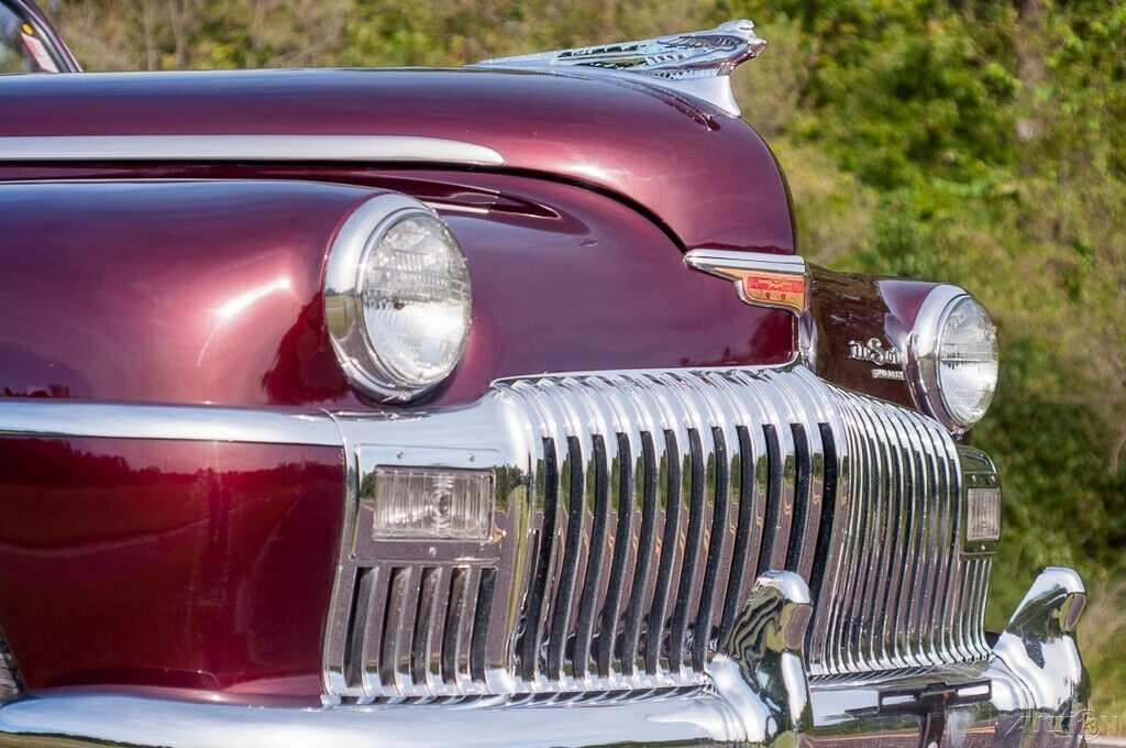1948 DeSoto Deluxe Club Coupe