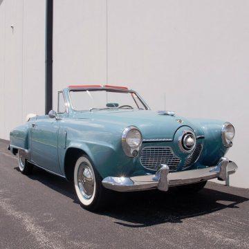 1951 Studebaker Champion Convertible zu verkaufen