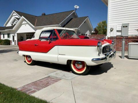 1960 Nash Metropolitan zu verkaufen
