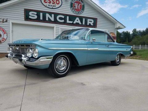 1961 Chevrolet Impala SS zu verkaufen