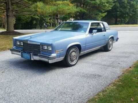1984 Cadillac Eldorado zu verkaufen