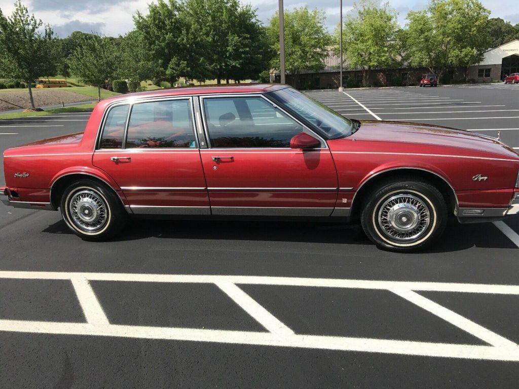 1986 Oldsmobile Ninety-Eight