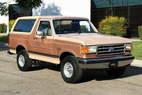 1989 Ford Bronco zu verkaufen