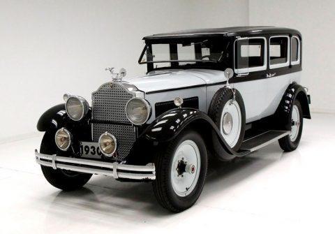 1930 Packard 726 Standard Eight Sedan zu verkaufen