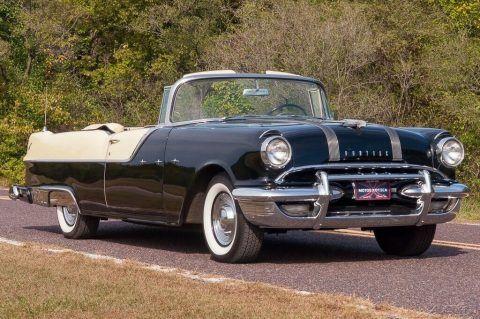 1955 Pontiac Star Chief Convertible zu verkaufen